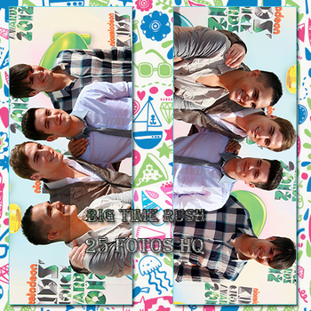 PhotoPack #55 Big Time Rush by HipstaPls