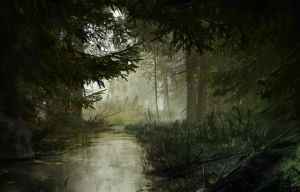 Forest Concept Livestream result by Gycinn