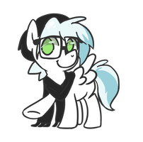 Frosty the Colt by Dem-D3m