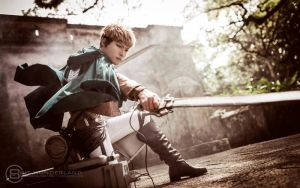 SnK : Jean Kirstein by naokunn