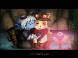 I found you by Aleriy