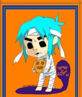 Halloween ver. 2-D by eunj