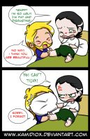 You are beautiful by KamiDiox