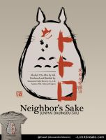 Neighbor's Sake [Totoro] by Ruwah