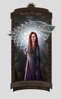 Sansa Stark by 6worldangel9