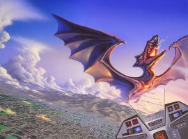 Dragon Season by AlanGutierrezArt