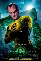 Sinestro's Movie Might by PyroDark