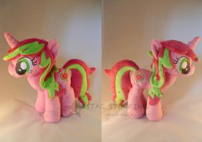 Melon Pop Plush by StarMassacre