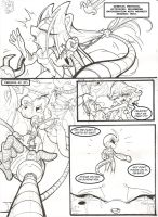 Corrupted page 4 by TurtieDroppings