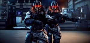 Helghast stahl arms troops by tactican