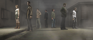 Heroes of Silent Hill by James--C
