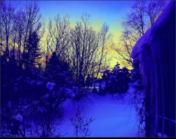 A Rigourous Winter by surrealistic-gloom