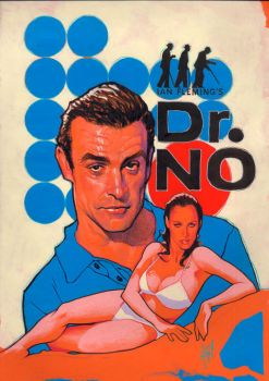 Dr. No Commission by AdamHughes
