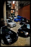 Rally in the Alley by KCPhotoDesinz