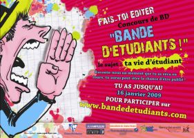 Bande D'etudiants by Mstarback