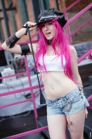 Street Fighter Poison by ryuuki-ayu