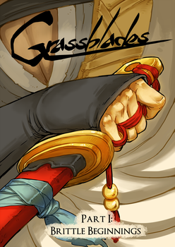 Grassblades - website launch by smokewithoutmirrors