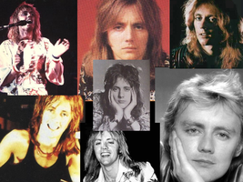 Roger Taylor Wallpaper by TheShowMustGoOn