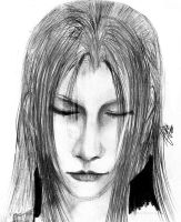 Sephiroth - Comission by Thata-chann