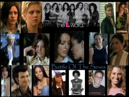 L Word - Battle Of The Sexs by ForgottenFaery