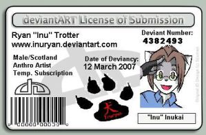 ID: Licence to be Deviant by Inuryan