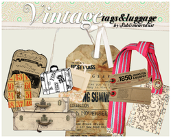 vintage tags PNGS by SublimeArtDusT