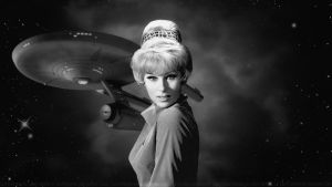 Grace Lee Whitney Yeoman Janice Rand II by Dave-Daring