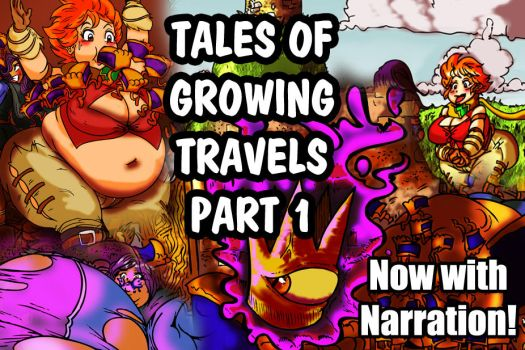 Tales of Growing Travels Part 1 by Yer-Keij-fer-Cash