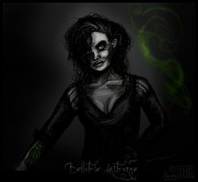 Bellatrix Lestrange by Until-The-Dark