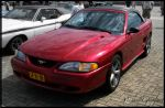 1995 Ford Mustang Convertible by compaan-art