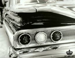 Impala tail lights by jmrighteous