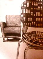Chairs by Arri-Stark