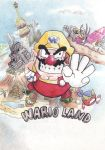 Wario Land Shake It by Ital8