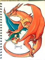 Charizard by Seoxys6