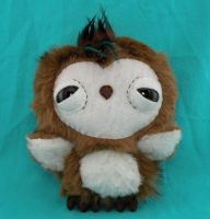 New Custom Owlet by loveandasandwich