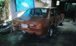 Bronze Corolla by Mister-Lou