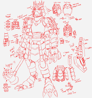 Reploid concept by coyotepack