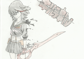 Kill La Kill by AlexTheBro