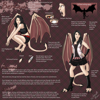 Bethany Character Reference by sugarpoultry