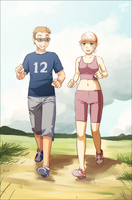 5 miles to go by meago