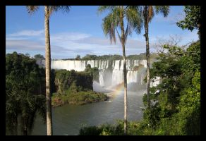 Iguazu Falls 2 by oceanbased