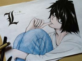 L Lawliet by Vocaloid2743