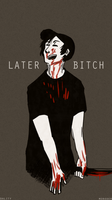 3 - later, bitch by ND-painter