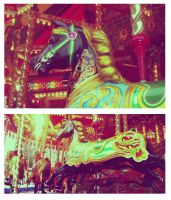 The Horses. by ToniTurtle