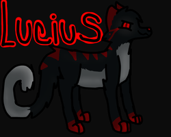 Lucius by HalloweenBerry