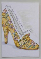 Marie's Shoe by hogret