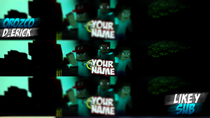 Minecraft banner by Check237