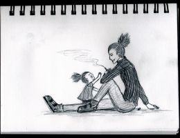 Daddy's Girl by AlyOh