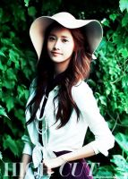 Yoona for High cut by Zephyrie