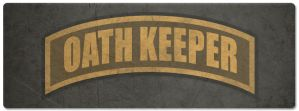 Oath Keeper Facebook Cover art by Ashley3d